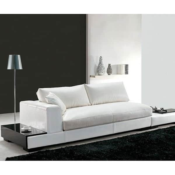 Excellent Furniture Of America Benicia Grand Sectional Sofa With End Table And Ottoman Theyellowbook Wood Chair Design Ideas Theyellowbookinfo