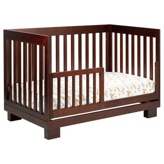 Babyletto Modo 3-in-1 Convertible Crib with Toddler Rail