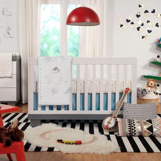 Babyletto Modo 3-in-1 Convertible Crib w/ Toddler Bed Conversion Kit