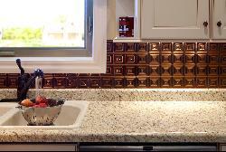 Fasade Oil-rubbed Bronze Backsplash Panels (Set of 4) - Thumbnail 2