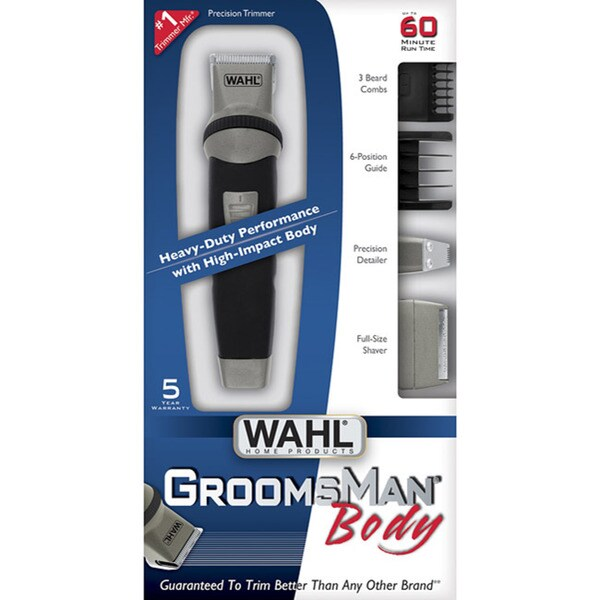 Wahl All-in-one Rechargeable Pro Goomer