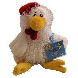 Webkinz Chicken and Cards Set - Thumbnail 1