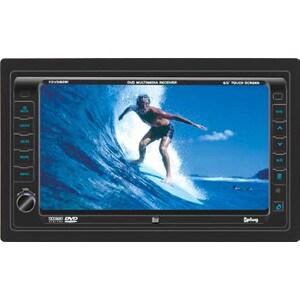 Dual XDVD8281 Car Video Player