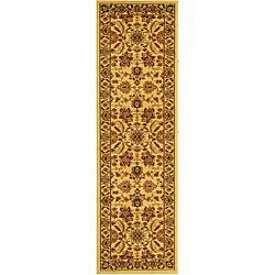 Safavieh Lyndhurst Traditional Oriental Ivory Runner (2'3 x 16')