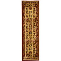 Safavieh Lyndhurst Traditional Oriental Red/ Multi Runner (2'3 x 14')