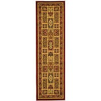 Safavieh Lyndhurst Traditional Oriental Red/ Multi Runner Rug - 2'3 x 14'