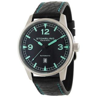 Stuhrling Original Men's Tuskegee Stainless Steel Automatic Watch