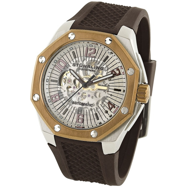 Stuhrling Original Men's Hatteras Automatic Watch
