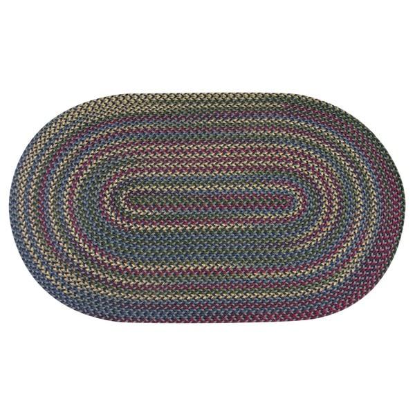 Monticello Indoor / Outdoor Braided Rug (5'6 x 8'6)