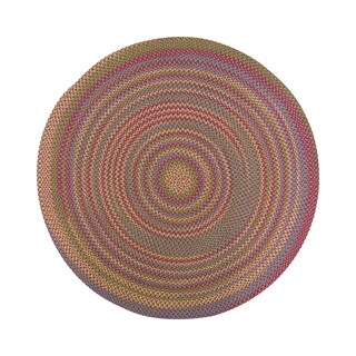 Monticello Indoor / Outdoor Braided Rug (6' Round)