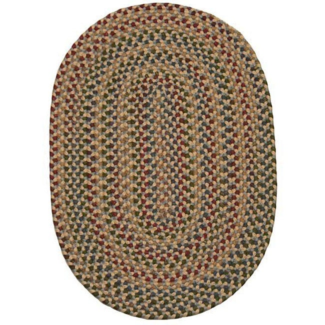 "Jefferson Indoor/Outdoor Flat-Braided Rug (3'6"" x 5'6"") - Thumbnail 0"