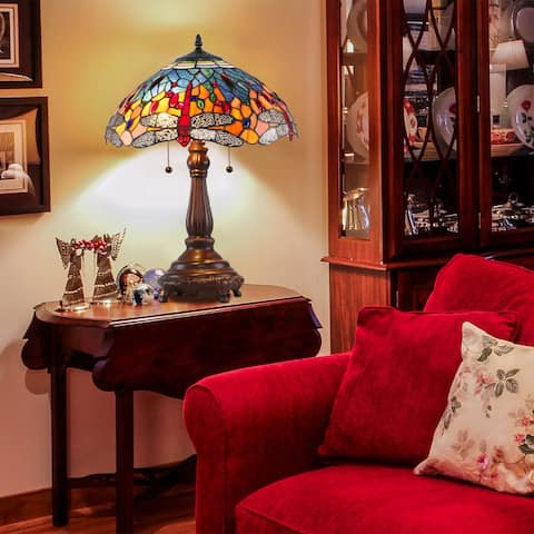 Buy Red Table Lamps Online at Overstock.com | Our Best Lighting Deals