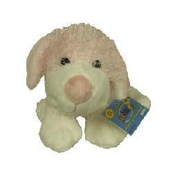 Webkinz Pink and White Dog and Cards Set - Thumbnail 1