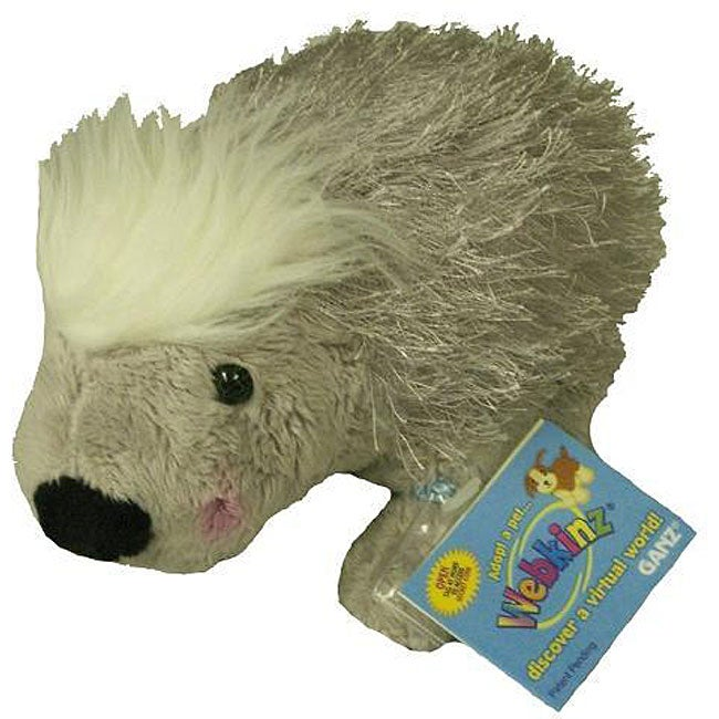 Webkinz Porcupine and Cards Set - Thumbnail 0