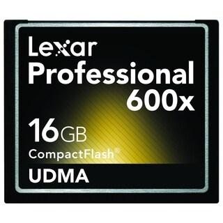 Lexar Media Professional LCF16GCRBNA600 16 GB CompactFlash