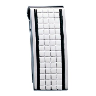 Colibri Gruve Stainless Steel Men's Money Clip