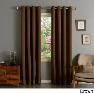 Green Curtains chocolate and green curtains : Brown Curtains & Drapes - Shop The Best Deals For Apr 2017
