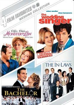 4 Film Favorites: Wedding Collection (DVD)