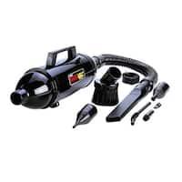 Metro Data Vac Pro MDV-2BA 1.17 PHP Motor Portable Vacuum Clearner