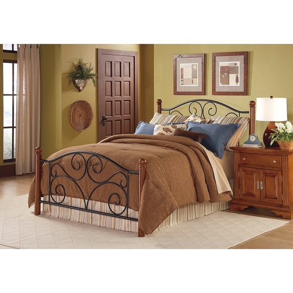 Doral Kingsize Bed with Frame Free Shipping Today Overstock