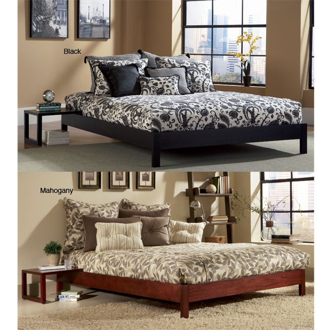 Murray Twin Size Platform Bed Free Shipping Today