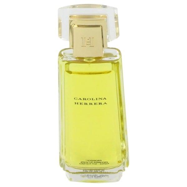 Carolina Herrera Women's 3.4-ounce Eau de Parfum Spray (Tester)
