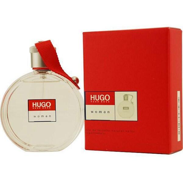 Hugo Woman Women's 1.3-ounce Eau de Toilette Spray