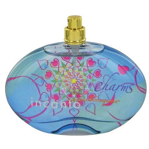 Salvatore Ferragamo Incanto Charms Women's 3.4-ounce Eau de Toilette Spray (Tester)