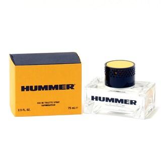 Hummer Men's 2.5-ounce Eau de Toilette Spray