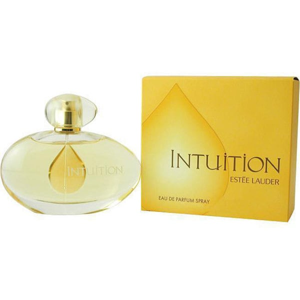 Intuition This is a warm and natural, oriental fragrance. The top notes are strong and dynamic: daffodil, fresh cucumber, walnut and cardamom. The heart includes warmth of wood and earth.