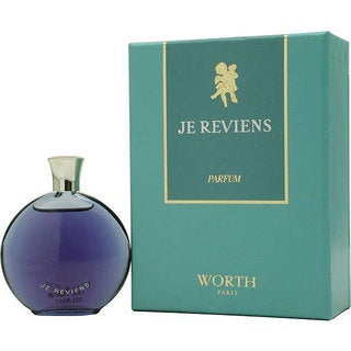Worth Je Reviens Women's 0.5-ounce Perfume