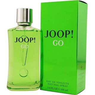 shop joop go men 39 s 3 4 ounce eau de toilette spray free shipping on orders over 45. Black Bedroom Furniture Sets. Home Design Ideas