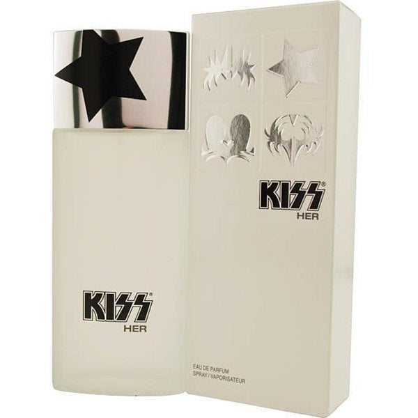 Kiss 'Her' Women's 1.7-ounce Eau de Parfume Spray