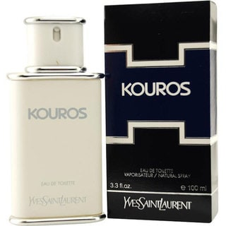 Yves Saint Laurent Kouros Men's 3.3-ounce Eau de Toilette Spray