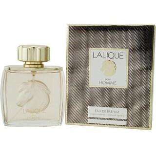 Lalique Equus Men's 2.5-ounce Eau de Parfum Spray
