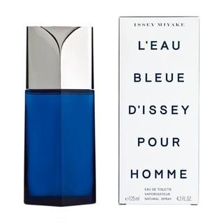 Issey Miyake L'Eau Bleue d'Issey Pour Homme Men's 4.2-ounce Eau de Toilette Spray