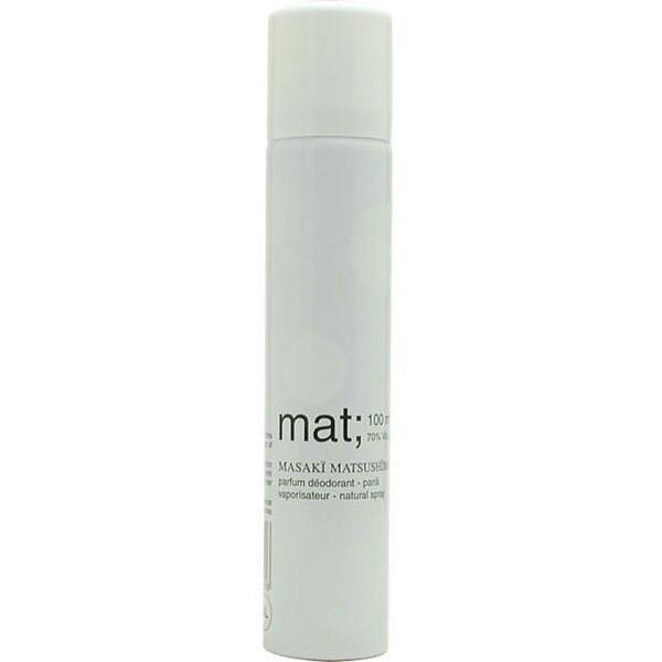 Masaki Matsushima Mat Women's 3.4-ounce Deodorant Spray