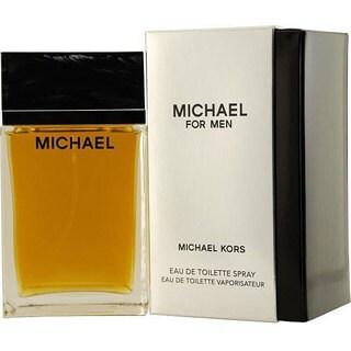 Michael Kors Men's 2.5-ounce Eau de Toilette Spray