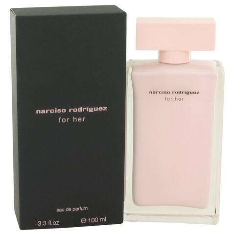 Narciso Rodriguez Women's 3.3-ounce Eau de Parfum Spray