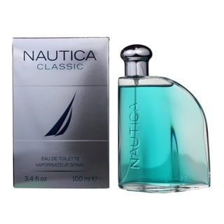Link to Nautica Classic Men's 3.4-ounce Eau de Toilette Spray Similar Items in Perfumes & Fragrances