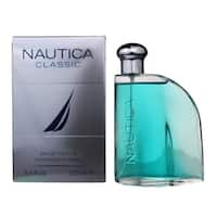 Nautica Classic Men's 3.4-ounce Eau de Toilette Spray