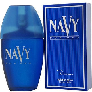 Dana Navy Men's 3.4-ounce Cologne Spray