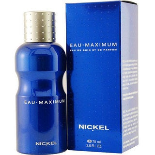 Nickel Eau Maximum Active Treatment Men's 2.6-ounce Fragrance Spray