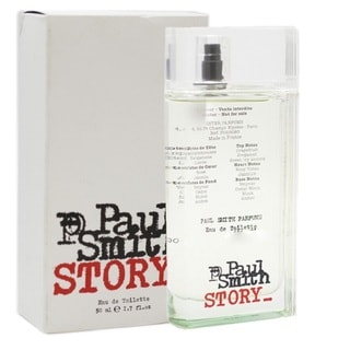 Paul Smith Story Men's 1.7-ounce Eau de Toilette Spray