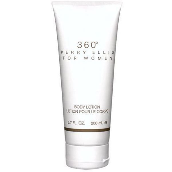 Perry Ellis '360-degrees' Women's 6.7-ounce Body Lotion (Unboxed)