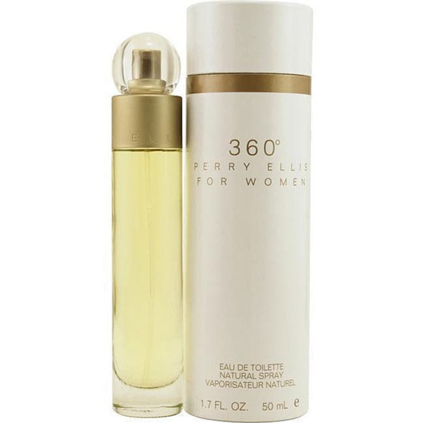 Perry Ellis 360 Women's 1.7-ounce Floral Eau de Toilette Spray