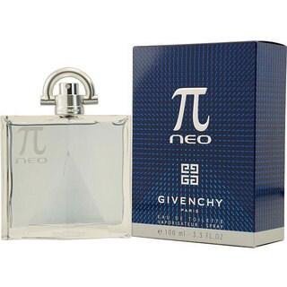Givenchy Pi Neo Men's 3.3-ounce Eau de Toilette Spray
