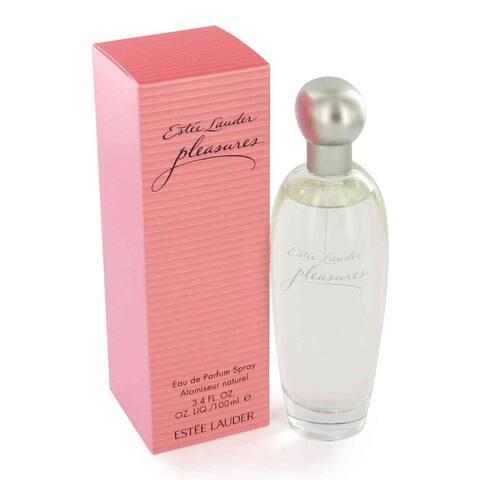 Estee Lauder Pleasures Women's 3.4-ounce Eau de Parfum Spray
