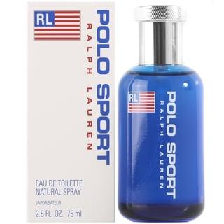 Ralph Lauren 'Polo Sport' Men's 2.5-ounce Eau de Toilette Spray