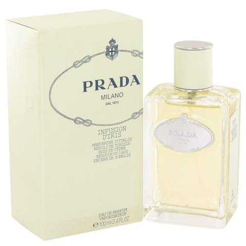 Prada Infusion D'Iris Women's 3.4-ounce Eau de Parfum Spray